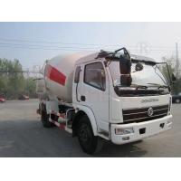 Wholesale 2-4cbm Small Batch Concrete Truck, Volumetric Front Discharge Cemex Mixer Truck from china suppliers