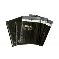 Quality #2 Black Co - Extruded Poly Bubble Mailers Bags Padded Envelopes with Logo for sale