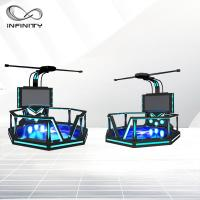 Wholesale VR Shooting Game Virtual Reality Machine Skiing Simulator For Shopping Mall from china suppliers
