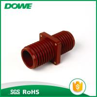 China 128 high voltage epoxy resin insulator isolated screen wall bushing on sale