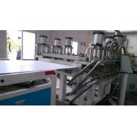 Wholesale 260kw Plastic Sheet Making Machine , PVC Foam Board Production Line from china suppliers