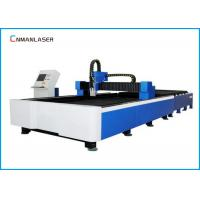 Wholesale 1000w CNC Desktop Fiber Laser Cutter Machine For Metal Cypcut Software from china suppliers