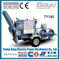 Wholesale 190kn Overhead  Hydraulic Pulling Machine With Groove number 10 Engine Cummins from china suppliers