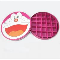 Wholesale Custom made fancy high end Cute Cartoon  chocolate box with several grids from china suppliers