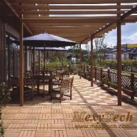 Wholesale WPC Decking Tile, DIY Decking from china suppliers