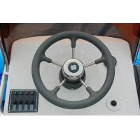 Wholesale Sailboat Steering System Stainless Boat Steering Wheel For  Exciting Driving from china suppliers