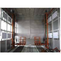 Wholesale 3×11KW Double-intake Centrifugal Fans Industrial Spray Booths For Exhaust Air from china suppliers