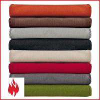Quality FAR 25.853 Airline Blanket, Flame Retardant, Disposable, Comfortable and for sale
