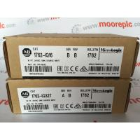 Wholesale Allen Bradley Modules 1761-L16BWB 24V DC DIGITAL INPUTS RELAY OUTPUTS long life from china suppliers