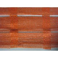Wholesale Anti UV Industrial Safety Netting For Construction Plant , Orange And White from china suppliers