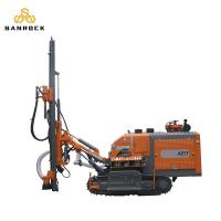 China Stable Performance Blast Hole Drilling Rig Diesel Power Type One Year Warranty on sale