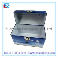 Wholesale empty tin can gift metal tin boxes from china suppliers