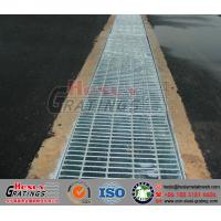 Wholesale Trench Grating System, Steel Drainage Grating from china suppliers