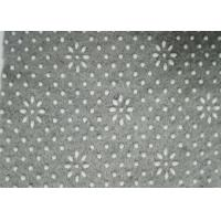 Quality Backing Anti-Slip Grey Polyester Needle Punched Technics Nonwoven Fabric With for sale