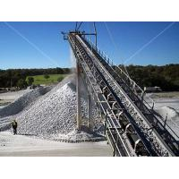 Wholesale Stone Material sand Belt Conveyor Systems  for Indrustry , 440 - 850 t/h from china suppliers