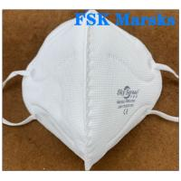 Wholesale 5 Layer FFP2 Face Mask Isolation Mask Dust Protection PM 2.5 Skin Friendly from china suppliers