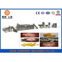 Wholesale Stainless Steel Snack Food Production Line / Snacks Making Machine Fully Automatic from china suppliers