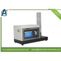 Wholesale ISO 4589-2&ASTM D2863 Minimum Oxygen Concentration Index Tester with LCD Display from china suppliers