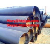 China ASTM A106 GR.B pipe ASME B36.10M on sale