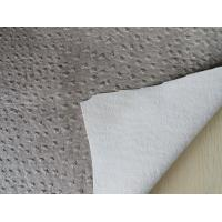 Wholesale PU Leather Artificial Leather Sofa Cloth with Elastic, Anti-Mildew for Sofa from china suppliers