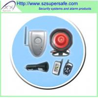 Wholesale DIY 2 Way Car Alarm System from china suppliers