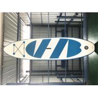Wholesale DWF Material Super Stable Inflatable River Surfing Board / Whitewater Blow Up Paddle Board from china suppliers