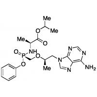 Wholesale Tenofovir Alafenamide; CAS Number 379270-37-8; White to Off-White Solid; GS 7340; API; Hygroscopic; -20°C Freezer from china suppliers