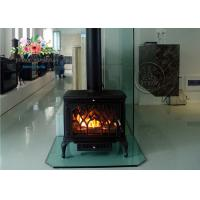 Wholesale Fashion Freestanding Wood burning Fireplace Inserts 713mm * 687mm * 455mm from china suppliers