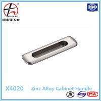 Buy cheap Popular Zinc Alloy Kitchen Hidden Pull Handle,Door Pull Handle from wholesalers