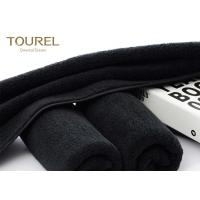 Wholesale Black Eco Friendly Comfortable Sports Hand Towels Microfiber Embroidered Hand Towels from china suppliers