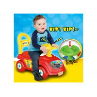 China Plastic 4 Wheel Push Ride On Toys For Toddlers , Children's Ride On Toy Car for sale