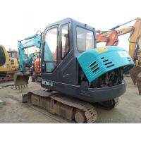 Wholesale Used Kobelco SK60-C Mini Excavator from china suppliers