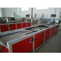 China WPC Extruder WPC Profile Machine Wood Plastic Composite Production Line on sale