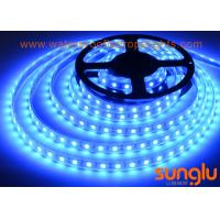 Wholesale DC 24V 14.4W SMD5050 Blue Flexible LED Strip Light IP 22  for Christmas or Decoration from china suppliers