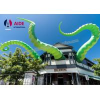 Buy cheap 4M Giant Inflatable Octopus , Festival Celebrating Inflatable Party Decorations from Wholesalers