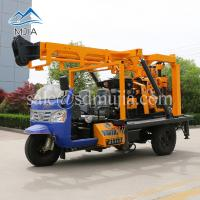 Wholesale Vehicle Mounted Hydraulic Rotary Diamond Rock Core Drilling Rig For Water Well from china suppliers