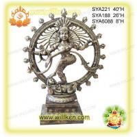 Wholesale Polyresin Hindu God Shiva from china suppliers