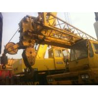 Buy cheap Used tadano crane 120t from wholesalers