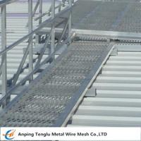 China Raised Mild Steel Expanded Walkway Mesh|Expanded Metal Panels 2440x1220 Customized Size for sale