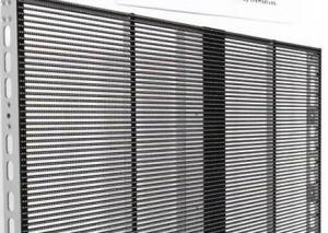 Wholesale CCC 1/16scan 1R1G1B Flexible Led Curtain Screen from china suppliers