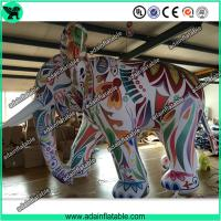 Wholesale Large Colorful Inflatable Elephant / Outdoor Advertising Balloon For Big Event from china suppliers