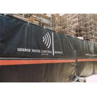 Wholesale Mobile Noise Barriers Available All Color Optional 20dB 30dB 40dB noise insulation Waterproof design for outdoor from china suppliers