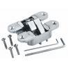 High Performance 3D Adjustable Concealed Hinges Adjusting Hidden Hinges for sale