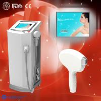 Newest permanent hair removal! painless diode laser for hair removal 808nm beauty machine for sale