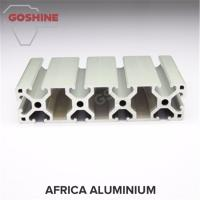 China Extruded Industrial Aluminium Profile per kg 50-6000 Mm / Pc For Rack Holder on sale