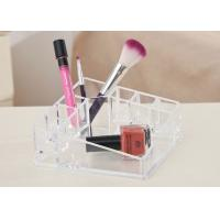 Wholesale Desktop Clear Counter Display Stands Tray Exquisite For Cosmetics from china suppliers