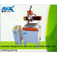 Quality mini table style metal engraving machine for sale