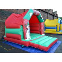 Wholesale Ultimate Festive Inflatable Bouncer / Small Toddler Moonwalk Inflatable Bounce House from china suppliers