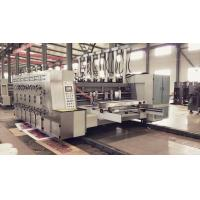 China Fully Automatic Hot Foil Stamping Machine For Corrugated Carton on sale