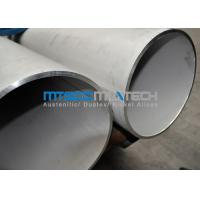 Wholesale TP309S Welded Stainless Steel Pipe 14 INCH SCH40 , 355.6mm x 11.13mm from china suppliers